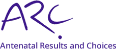 Antenatal Results and Choices logo