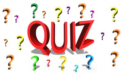 Fundraising Quiz